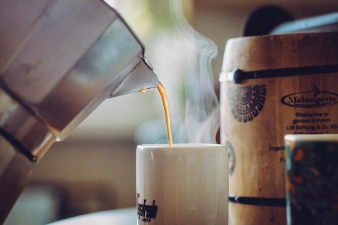 Caffettiera napoletana o moka